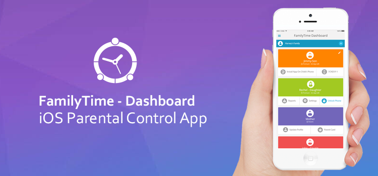 best free parental control app for iphone familytime dashboard ios app is here familytime 19681