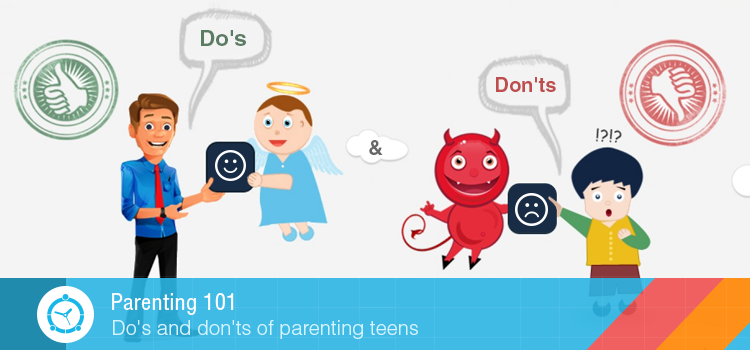 Dos and Don'ts of Parenting