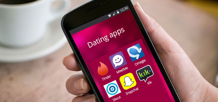 Young adult dating app