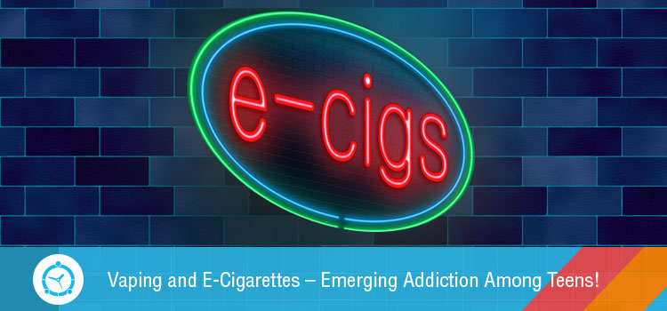 Vaping and E-Cigarettes