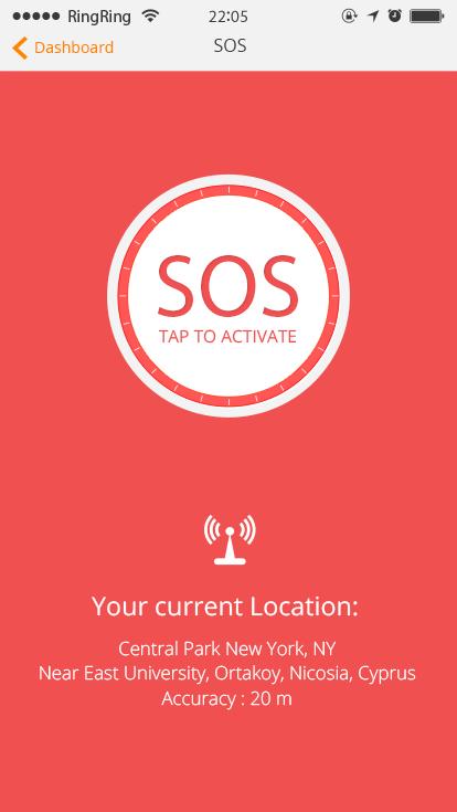SOS Alerts