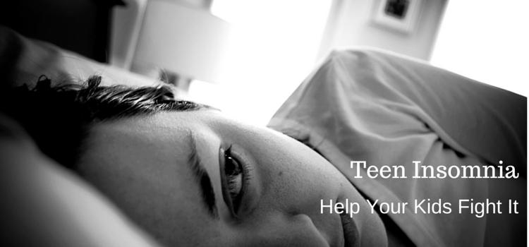 sleep teens