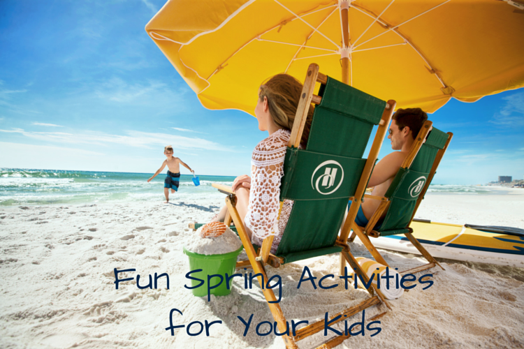 Fun Spring Activities for Your Kids