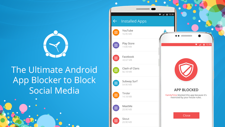 FamilyTime – The App That Blocks Child's Social Media on Android for Concerned Parents