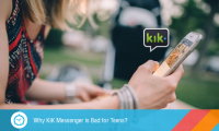 Kik App Is Being Used For Exchanging Porn Images – Parents Guard Up!