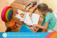 """Get Your Kids' """"Awesome"""" Flowing During The National Keep Your Kid Creative Week!"""