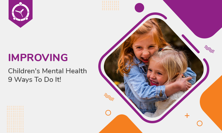 improve children mental health