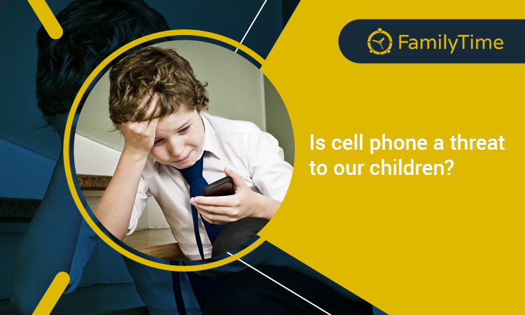IS CELL PHONE A THREAT TO OUR CHILDREN?